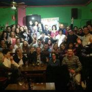 Bar La Alegría, Guardo