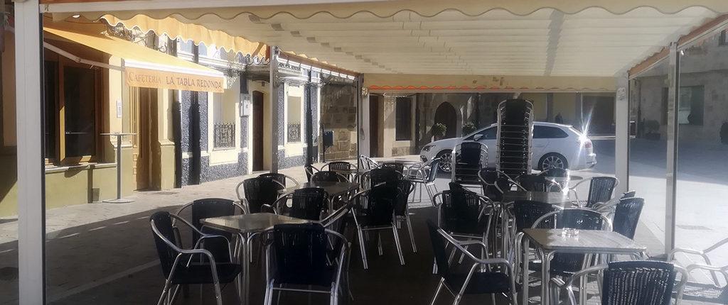Cafetería La Tabla Redonda, Velilla del río Carrión